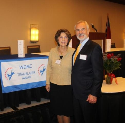 Elaine and husband Tommy Bunn